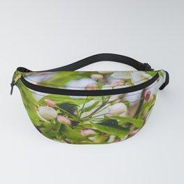 Crabapple Blossoms 5 Fanny Pack