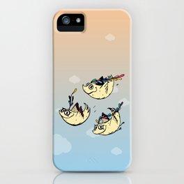 3 Bird iPhone Case