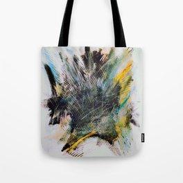 Woarrr - Paint splash Tote Bag