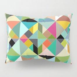 tangram geo multi Pillow Sham