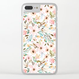 Indy Bloom Design MAE Clear iPhone Case