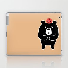 Apple Bear Laptop & iPad Skin