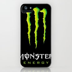 monster energy  iPhone (5, 5s) Slim Case