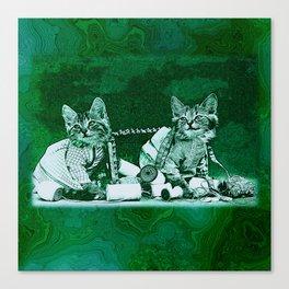 CatCurios 06E Canvas Print