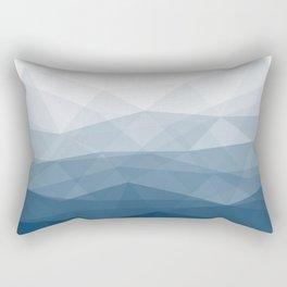 Mountains Calling Rectangular Pillow