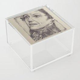 A Little Bit in Love Acrylic Box