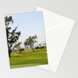 Golf Fairway Stationery Cards
