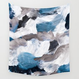 abstract painting VI Wall Tapestry