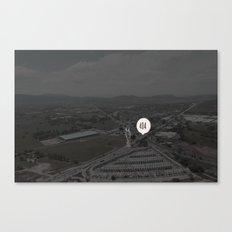 Not Found Canvas Print