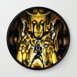 riakke Wall Clock