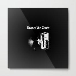 Townes Van Zandt Metal Print