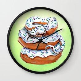 Dougha Constrictor Wall Clock