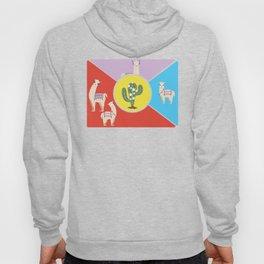 Llama and Alpaca Hoody