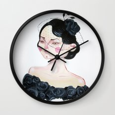 Despecho/Spite Wall Clock