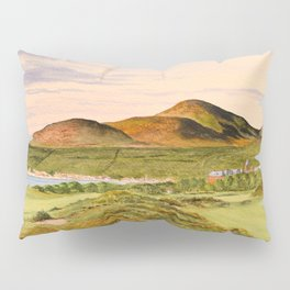 Royal County Down Golf Course Pillow Sham