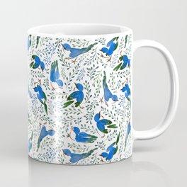 Birds in Summer Coffee Mug