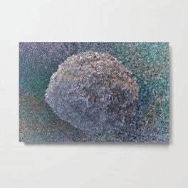 Comete Metal Print