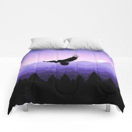 Eagle Skyline Comforters