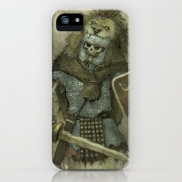 Zombie Roman Legionnaire II iPhone Case