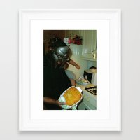 mf doom Framed Art Prints featuring MF Doom  by Xsimplyessx