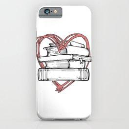 Love Reading iPhone Case