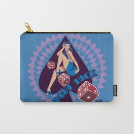 Lady Luck Carry-All Pouch