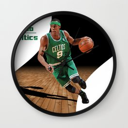 Rondo t-shirt Wall Clock