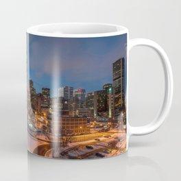 Montreal By Night Coffee Mug