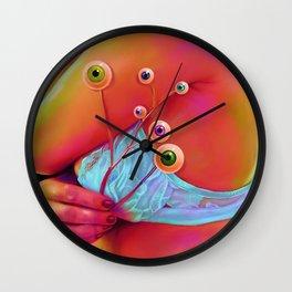 ENCHANTED 2 Wall Clock