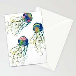 Medusas divertidas Stationery Cards