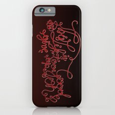 This Life - Red Version Slim Case iPhone 6s