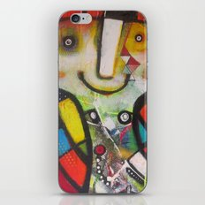 Miss Instagram  iPhone & iPod Skin
