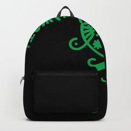 Green Veve Backpack