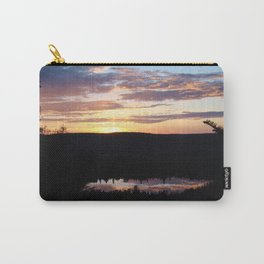 Sunset Hike #3 Oberg Carry-All Pouch