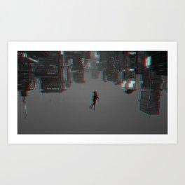 im coming home Art Print