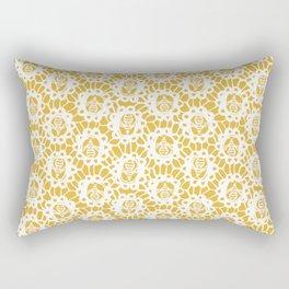 Bee Charmer Rectangular Pillow