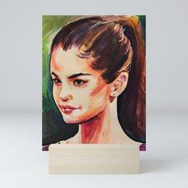 Sel Mini Art Print