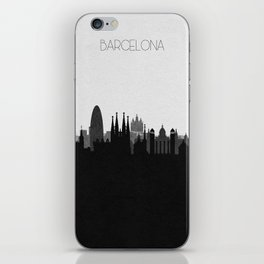 City Skylines: Barcelona iPhone Skin