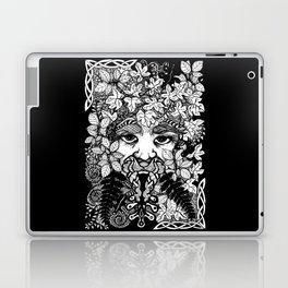 Celtic Green Man Laptop & iPad Skin
