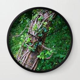 The Longevity of Fae Wall Clock