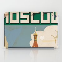 moscow iPad Cases featuring Moscow  by Nick's Emporium Gallery