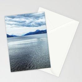 Loch Ness Scotland Stationery Cards