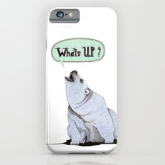 What's Up Bear iPhone 6s Slim Case