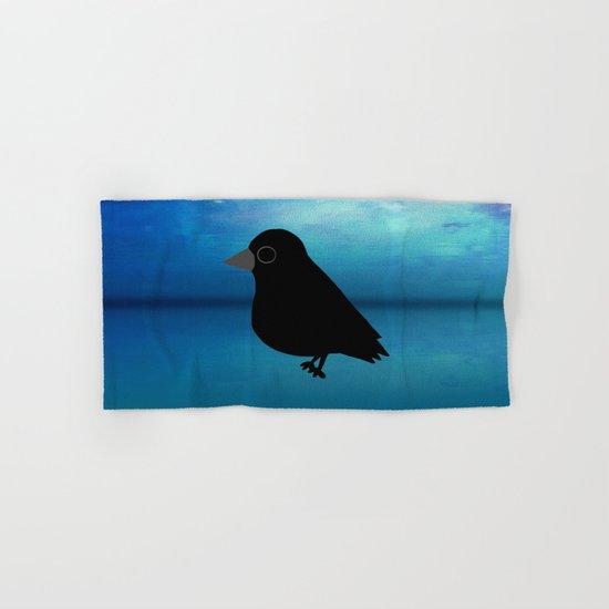 Crow-382 Hand & Bath Towel