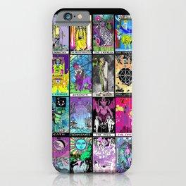 Tarot Major Arcana iPhone Case