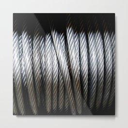 Vinyl Coated Metal Print