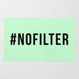 NO FILTER Rug
