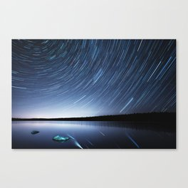 Rotational Lapse Canvas Print