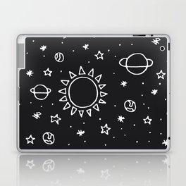Planets Hand Drawn Laptop & iPad Skin