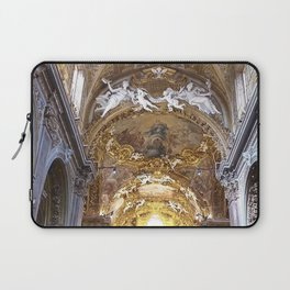 Santa Maria dell'Orto Church, Rome, Italy Laptop Sleeve